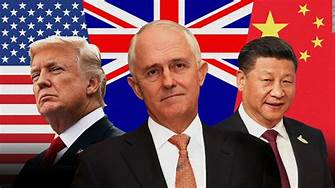 Australia, In The Crossfire Between China & The U.S…