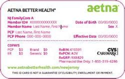 aetna insurance phone number nj familycare using your benefits