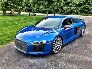Audi R8 V10 Plus : ara blue crystal effect automotive rhythms ~ Melissatoandfro.com Idées de Décoration