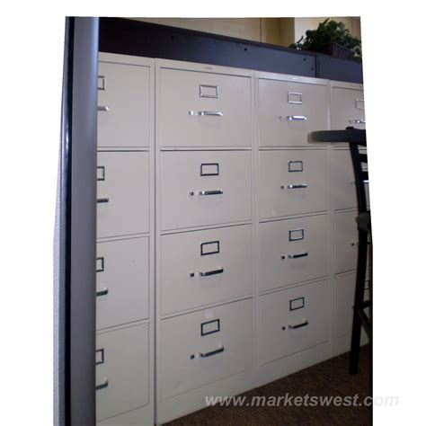 4 drawer legal file cabinet 4 drawer hon vertical legal size file cabinets used