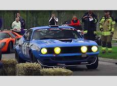 Watch This Extremely Loud Pro Touring 1970 Plymouth 'Cuda