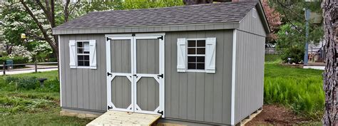 With Storage Shed by Prefab Storage Sheds Wooden Storage Sheds Horizon