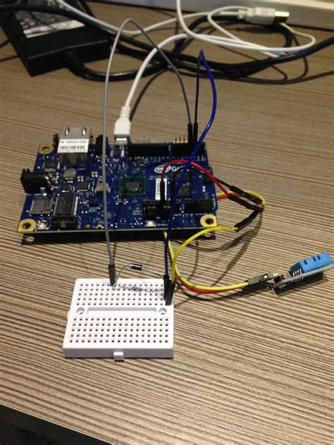 Intel Galileo Projects Simple Diy Weather Station