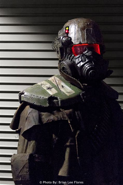 Brian Flores Photography Cosplay Ncr Ranger Cosplayer