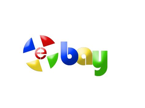 eBay Logo PNG Photo