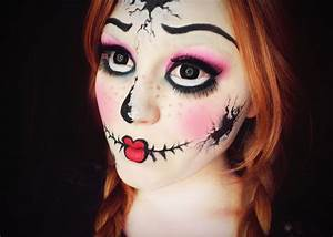 Halloween Make Up Puppe : best 25 cute doll makeup ideas on pinterest doll face makeup pretty halloween costumes and ~ Frokenaadalensverden.com Haus und Dekorationen