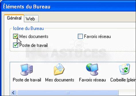 icone sur le bureau pc astuces personnaliser les icônes de windows