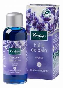 Huile De Bain : huile de bain lavande kneipp ~ Melissatoandfro.com Idées de Décoration