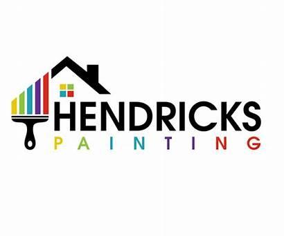 Painting Company Companies Hendricks Professional Logos Paint