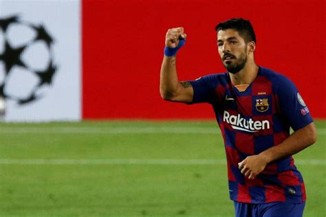 Football: Atletico Madrid announce signing of Luis Suarez ...