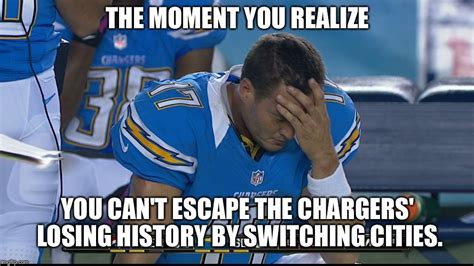 Chargers Memes - los angeles chargers imgflip