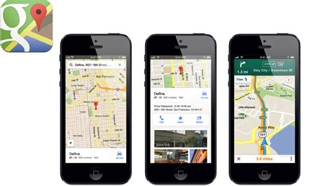 maps app for iphone brings an update to its maps app for ios users with