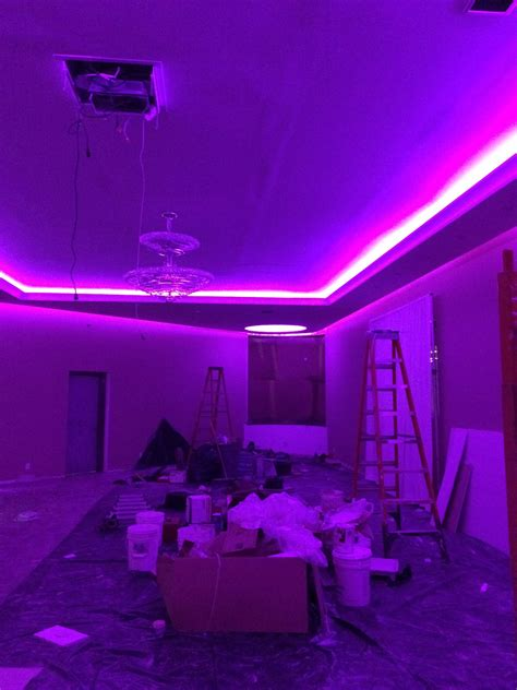 Led Lights For Room Ideas by Led In Soffet Millions And Millions Of Colors Led