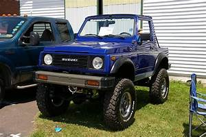 1988 Suzuki Samurai Powered By A 355 Chevy V