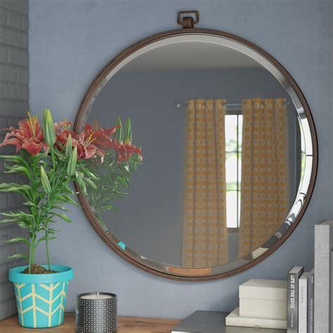 langley street minerva accent mirror reviews wayfair