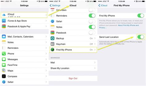 how to send my location iphone how to find your iphone s last location even after the