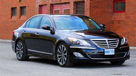 2009-2014 Hyundai Genesis Sedan