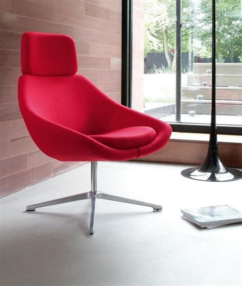lounge chair with a swivel base open band 1 upholstery