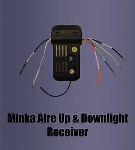 Minka Aire Up  U0026 Downlight Receiver
