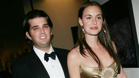 trump jr donald vanessa engagement ring wife untold truth buck sexton wifes allegedly got he getty nickiswift