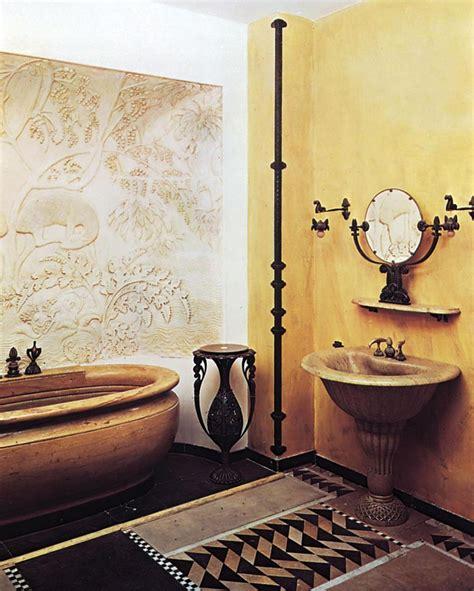 deco bathroom style guide 20 stunning deco style bathroom design ideas