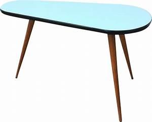 Table Pieds Compas : table basse vintage aux pieds compas 1960 design market ~ Teatrodelosmanantiales.com Idées de Décoration