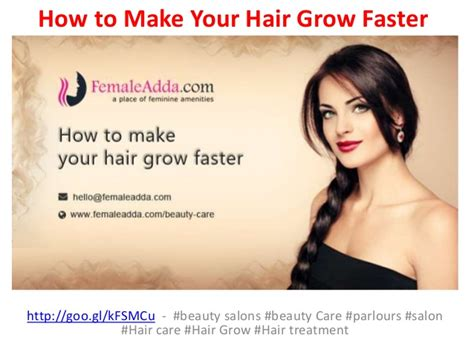how to get to grow fast how to make your hair grow faster