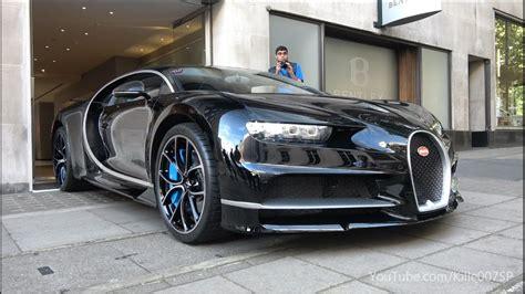 Bugatti Chiron Startup by Bugatti Chiron Details Start Up Revs 1080p