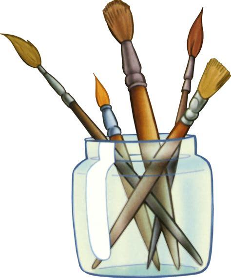 dessin pot de peinture pinceau pot 224 pinceau pinceau