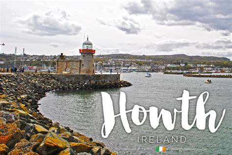 An Afternoon by the Bay | Howth, Ireland | SARA SEES