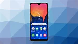 Samsung Galaxy A10e  S102dl  Review