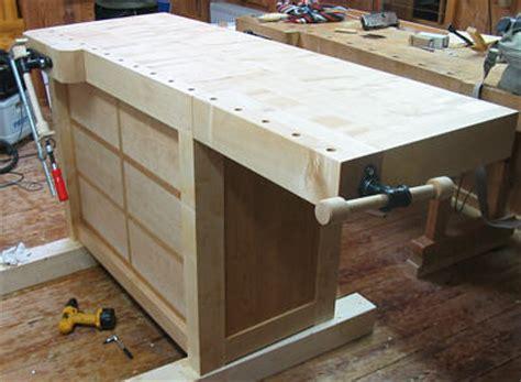 workbench built  thomas  neu boltersen germany