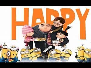 Pharrell Williams - Happy (Despicable Me 2 Soundtrack ...