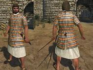 Ancient Egyptian Scale Armor