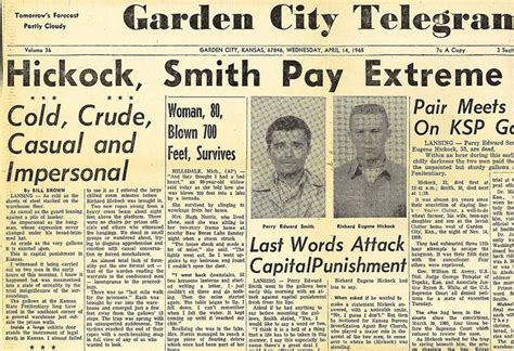 garden city newspaper perry edward smith photos murderpedia the