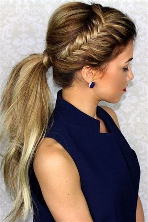 Summer Ponytail Hairstyles by 55 Summer Hairstyles That Will Make You Look Cool The Xerxes