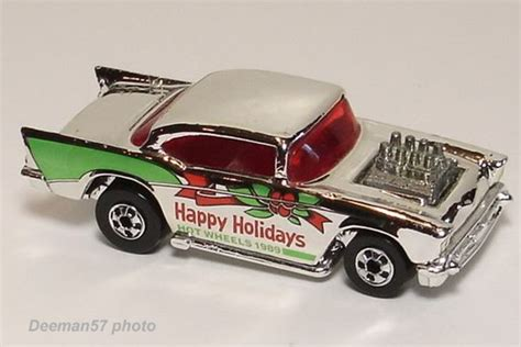 hot wheels guide hot wheels employee holiday cars