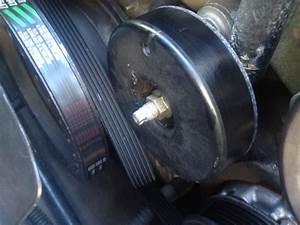 2000 W202 C230 Kompressor Belt Tensioner Diy