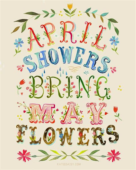 April Showers by Teach Like A Chion Hisd April Showers