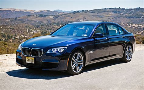 2013 Bmw 750li, 760li, And Alpina B7 First Drive  Motor Trend