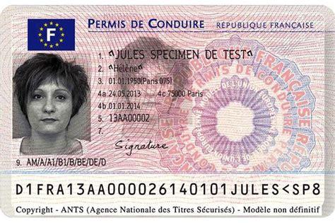 nouveau permis de conduire pour l europe d 232 s samedi automobile - Nouveau Permis De Conduire Validité