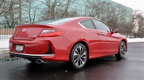 2016 honda accord v6 coupe 6mt pov first impressions