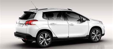 Peugeot Reveals 2008 Crossover