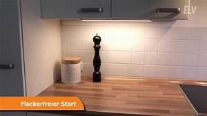 Led Unterbauleuchte Küche Mit Schalter : heitronic led unterbauleuchte lara mit schalter von elv youtube ~ Frokenaadalensverden.com Haus und Dekorationen
