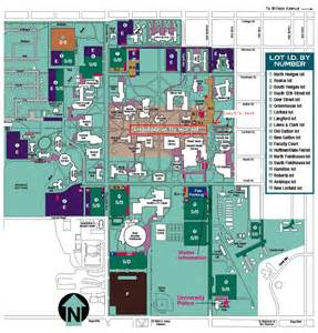 Montana State University Bozeman Map