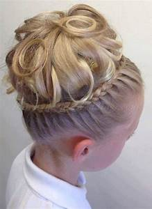 flowergirl hairstyles - flower girl updo | Hairstyles-for ...