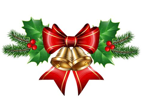 christmas bell png transparent images