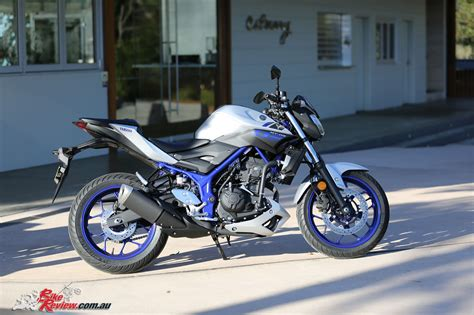Review Yamaha by Review 2016 Yamaha Mt 03 Bike Review