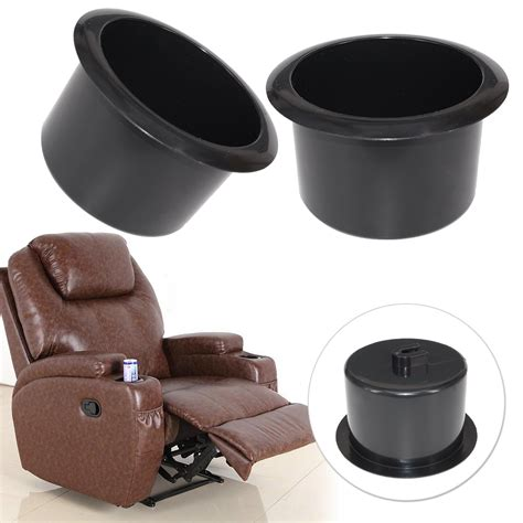pc sofa cup holder recliner couch boat patios insert