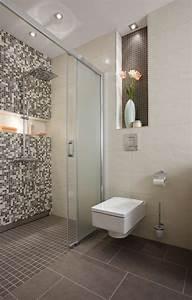 Bad Ideen Fliesen : badezimmer fliesen steinoptik dusche ~ Michelbontemps.com Haus und Dekorationen